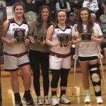 Southside Volleyball Players Named All County