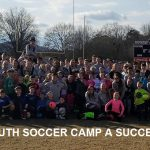 Pre-Season Soccer Camp a Success