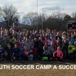 Pre-Season Soccer Camp a Success