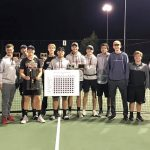 Boys Tennis Team, SECTIONAL CHAMPIONS and  On Their Way To STATE!!!!