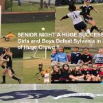 Soccer Senior Night Success
