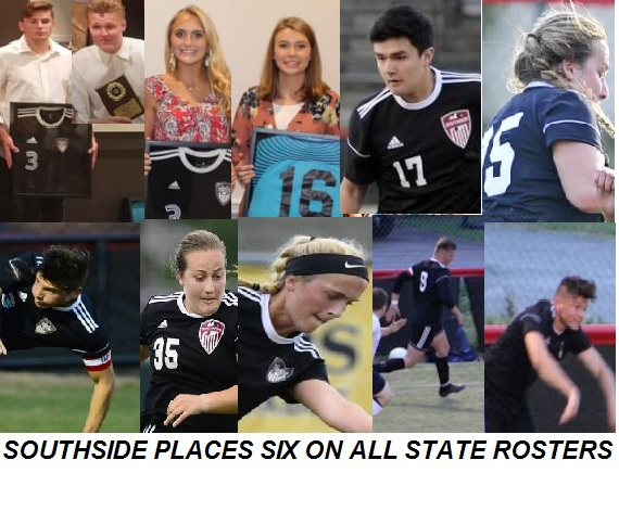 Southside Soccer Puts 6 Players on The AHSAA Coaches All State Team