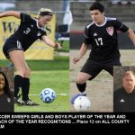 SOUTHSIDE SWEEPS ALL AREA PLAYER OF THE YEAR AND COACH OF THE YEAR AWARDS AND PLACES 12 ON ALL COUNTY TEAM