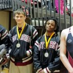 Wrestling Team Places in Golden Bear Classic Tournament