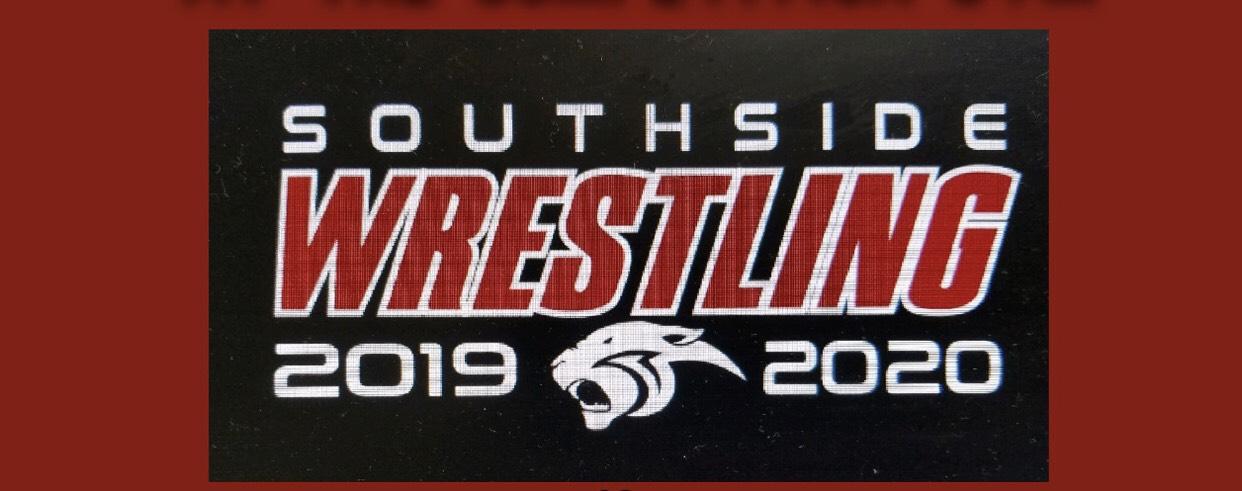 Home Wrestling Match Thursday, Dec. 12 @ 5:30