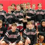 Panthers Wrestling Team Brings Home 5 Medals!