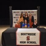 Southside High School Honors Six Athletic Signees To Move On and Play At The Collegiate Level