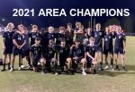 Boys Soccer Wins Area Championship