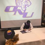 Tyce Thomas Signs with ONU