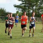 Brooks Cross Country Runs Well at Warrior Invitational