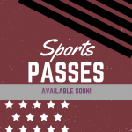 Get your sport pass NOW!