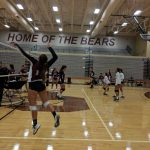 Bears defeat Toho in 5 set thriller