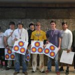Archery Competition Results