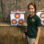 Archery Competition Feb. 1st-Congratulations Winners!