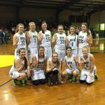 Lady Bucs Capture Fifth Straight District Championship