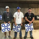 Archery Competition Winner: Age 13-18 Division