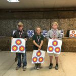 12 and Under Archery Winners