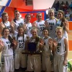 Lady Bucs Claim 1st at South State