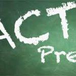 ACT Prep Class Update