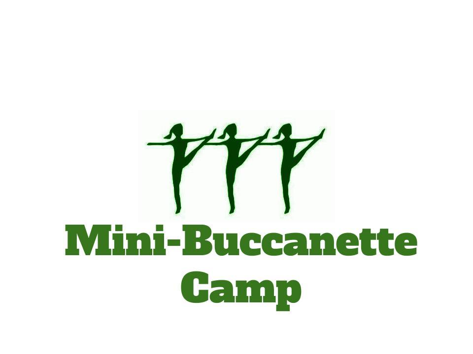 Mini-Buccanette Camp