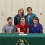 Shelby McDonald Signs with BRCC