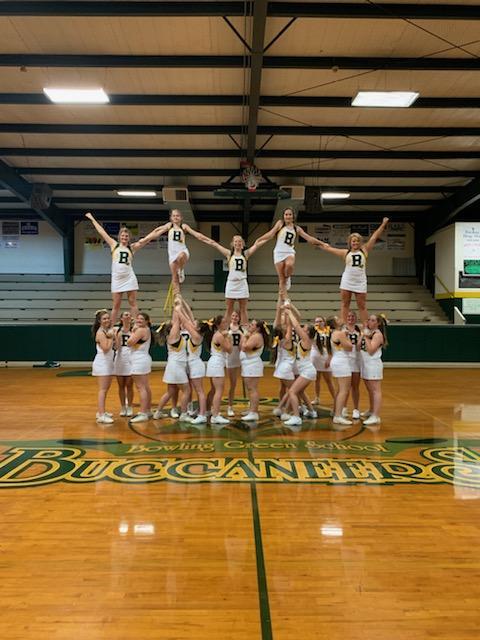 Cheer Camp Photos