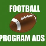 Football Program Ads