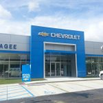 Chevy Youth Sports Sponsorship by Magee Autoplex of Franklinton