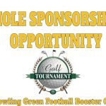 Golf Tournament Hole Sponsorship Opportunity