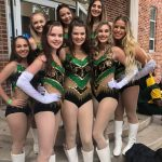 Buccanettes and Treasures Perform at SLU Band Day