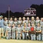 Lady Bucs Finish 2nd in State