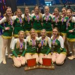 Buccanettes Place in Two Competitions