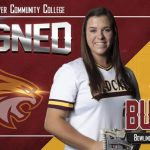 Madelyn Burch Signs With PRCC