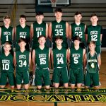 JV Boys Basketball Recognition Video