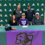 Hunter Wilkinson Signs With Southwestern College