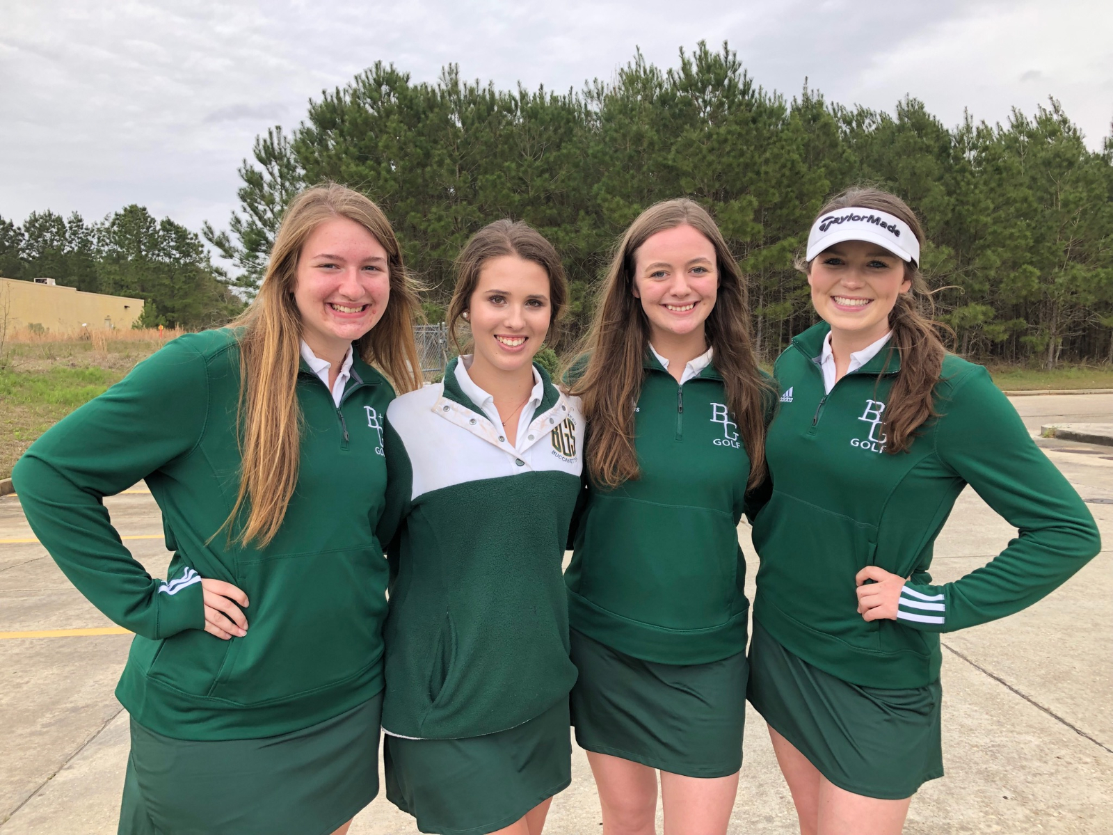 Lady Bucs Qualify for South State