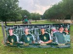 Senior Baseball Banners