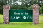 Lady Bucs Finish District Play Undefeated