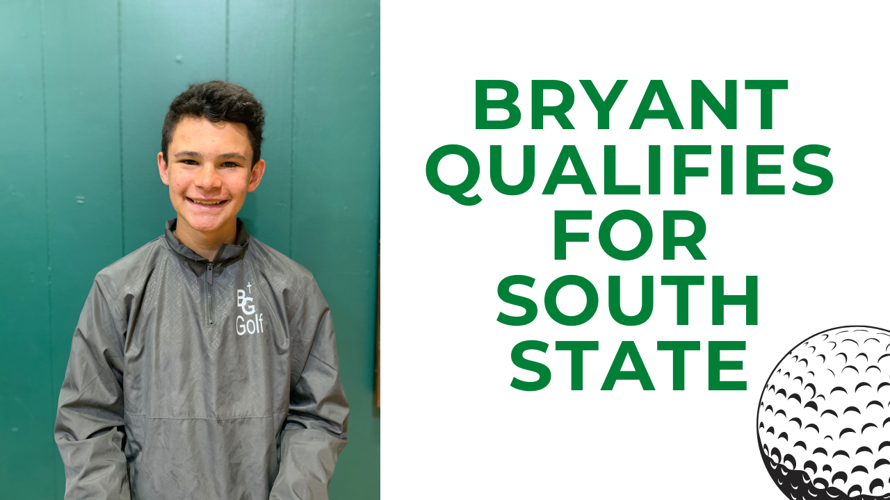 Bryant Qualifies for South State