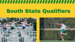 Hicks and Hodges Qualify for South State