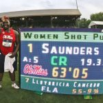 Olympic Viewing Party for Charleston's Favorite Shot Putter