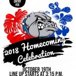 Homecoming 2018 Coming Soon