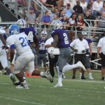 Hurricanes Blow pass Bulldogs 41-0