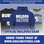 Official Burke Bulldog Gear
