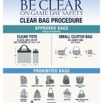 Clear Bag Policy For All CCSD Athletic Events