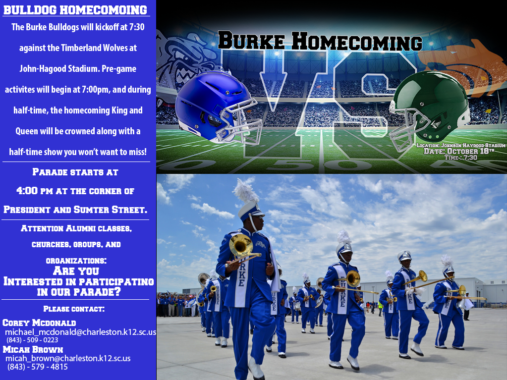Homecoming 2019 is Here! Are you READY?????