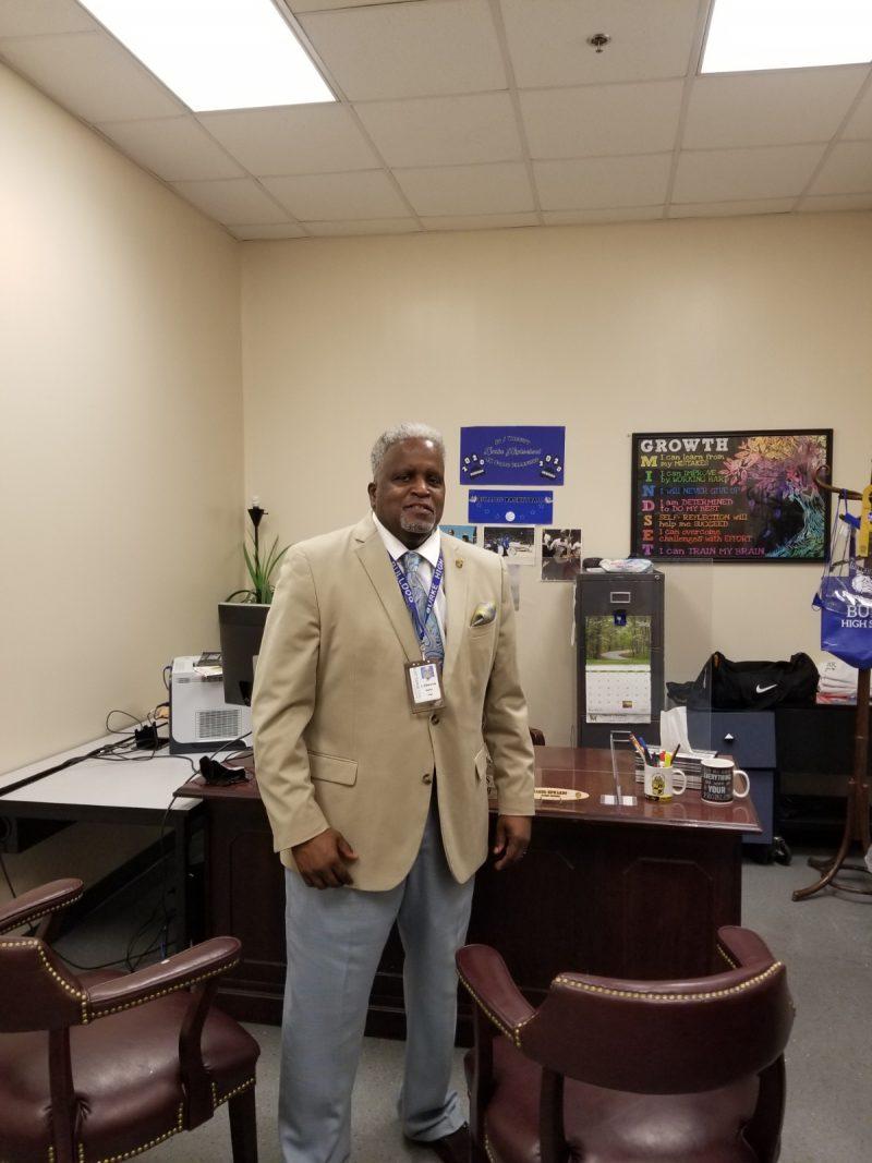 Meet Coach James C. Edwards, III   Junior Varsity Basketball Head Coach