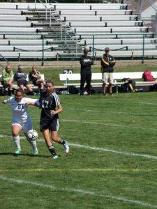 Girls Varsity Soccer Vs. Argos