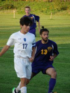 Boys Soccer Vs. Marion