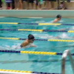Girls Varsity Swimming falls to Bremen 92 – 91